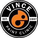 Vince Paintclinic Logo